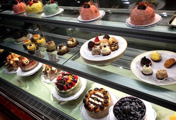 蛋糕店软件