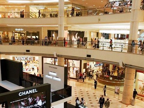 大型百货商场现在都用什么管理软件?